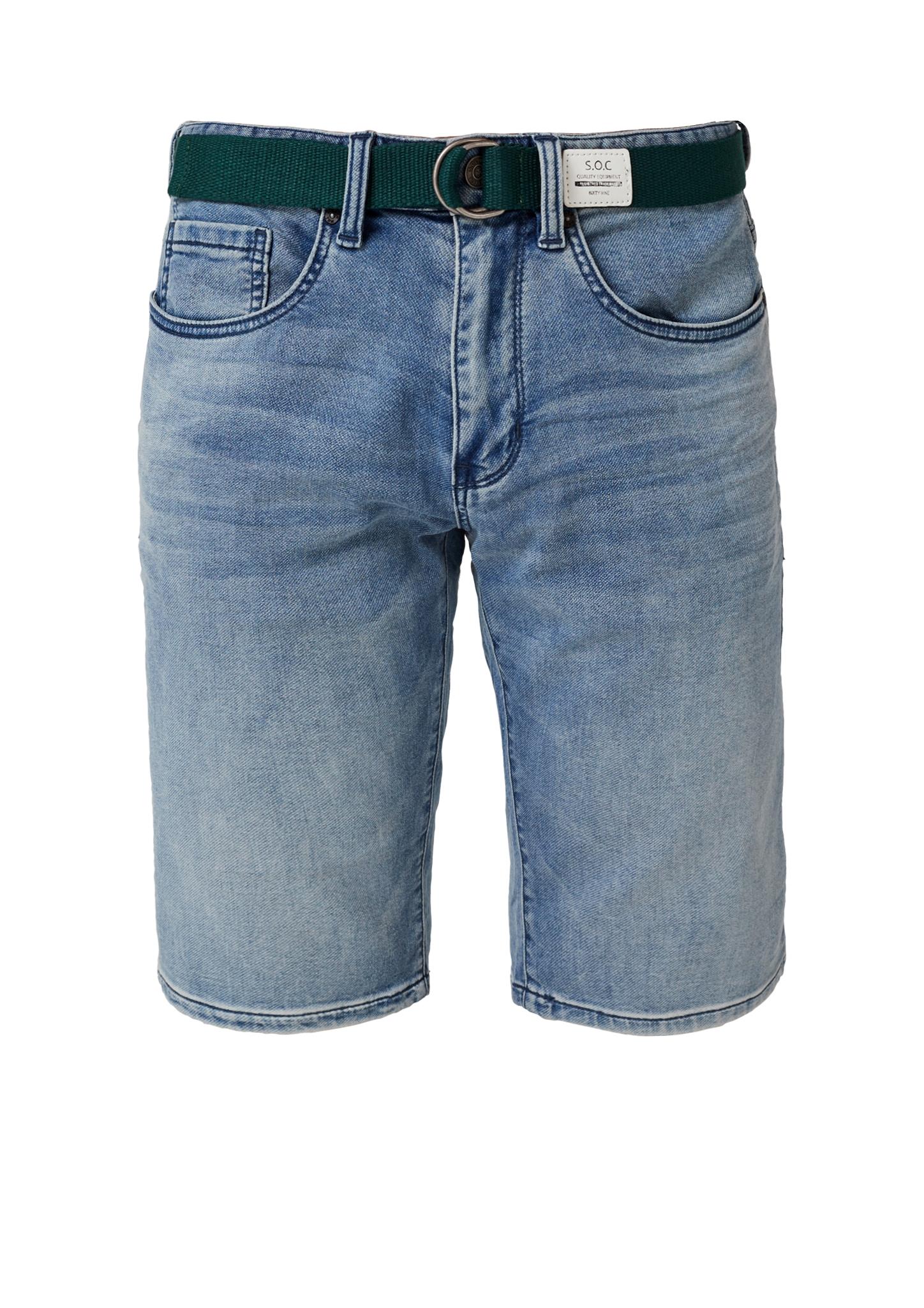 Hose | Bekleidung > Hosen > Sonstige Hosen | Blau | Oberstoff: 89% baumwolle -  10% polyester -  1% elasthan| taschenfutter: 65% polyester -  35% baumwolle | s.Oliver