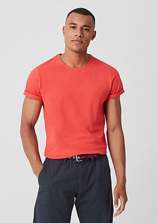 Basic crew neck top from s.Oliver