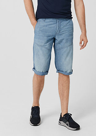 Tubx Regular: lightweight Bermudas from s.Oliver