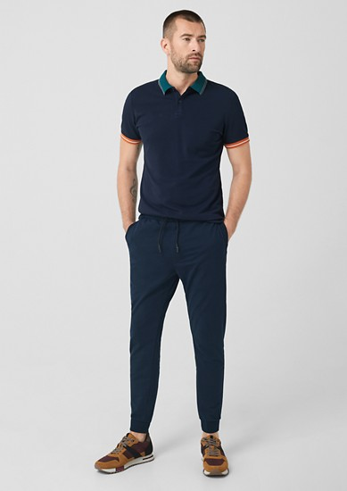 Tubx tracksuit bottoms: Stretch tracksuit bottoms from s.Oliver