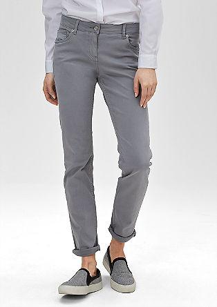 Shape Slim: Colored Stretch-Jeans