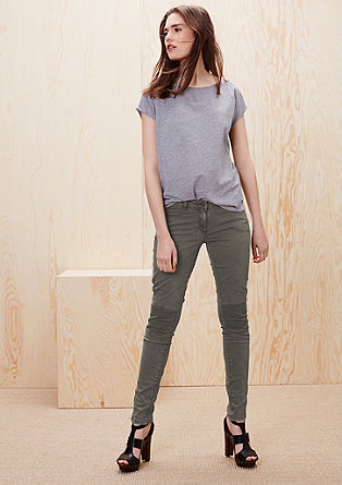 Shape Super Skinny: rocker jeans from s.Oliver