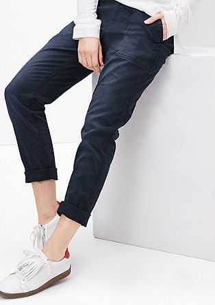 Smart Chino: Hose im Used-Look