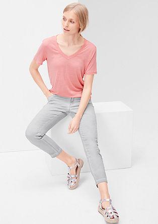 Shape Ankle: Garment Dye-Hose
