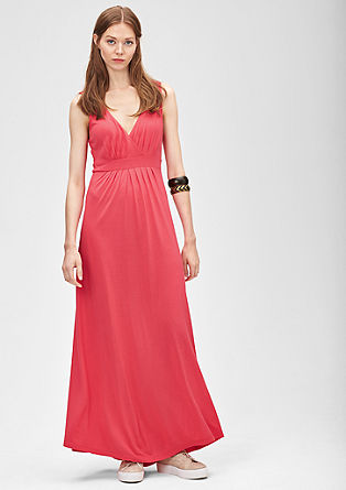 Empire line maxi dress from s.Oliver