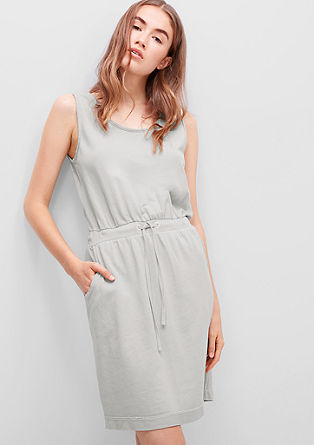 Fitted sweatshirt dress from s.Oliver