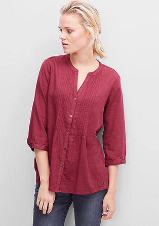 Lightweight cotton tunic from s.Oliver