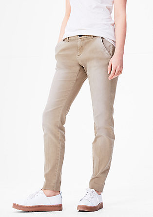 Shape Ankle: Stretch-Chino