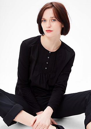Feminine blouse top  from s.Oliver