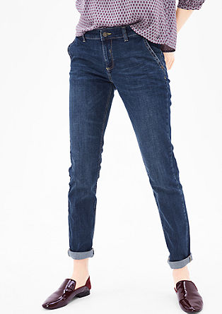 Shape Skinny: slim fit jeans from s.Oliver