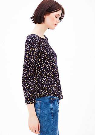 Longsleeve met een print all-over