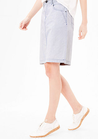 Finely textured skirt from s.Oliver