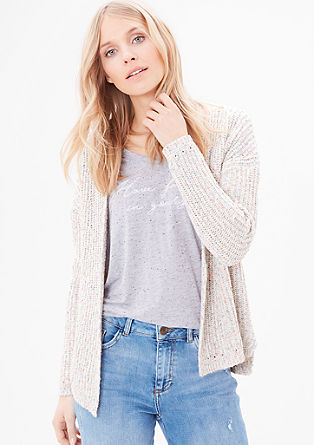 Marled cardigan from s.Oliver