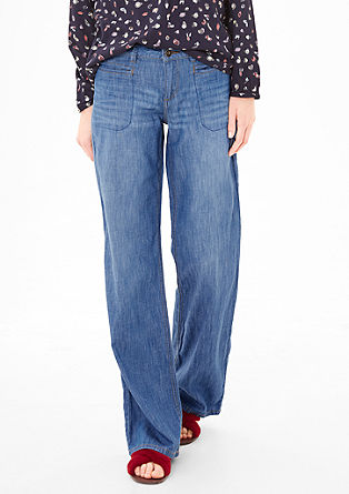 Smart Wide: Marlene jeans from s.Oliver