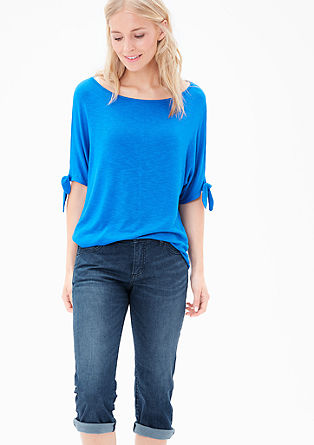 Shape Capri: slim fit jeans from s.Oliver