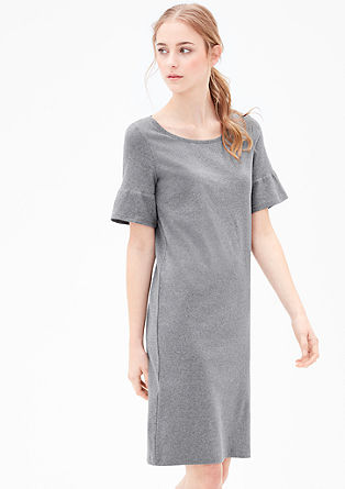 Knee-length jersey dress from s.Oliver
