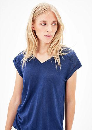 Majica kroja O z vezeninami
