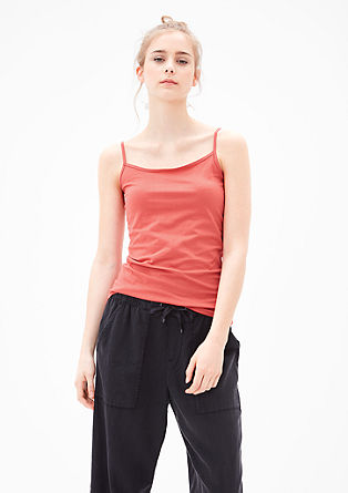 Top with spaghetti straps from s.Oliver