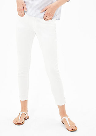 Shape Skinny: Ankle-length jeans from s.Oliver