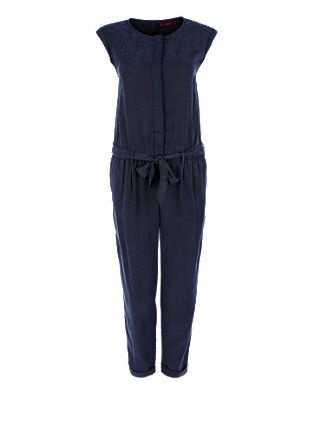 Lightweight 7/8-leg jumpsuit from s.Oliver