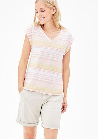 Striped T-shirt from s.Oliver