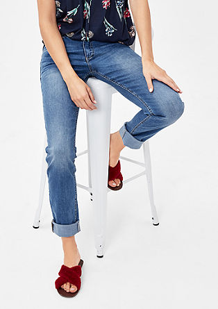 Shape Slim: stretch jeans from s.Oliver