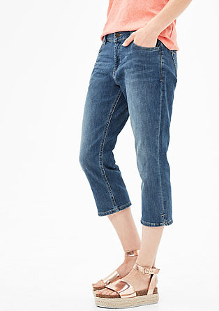 Smart Capri: casual Capri jeans from s.Oliver