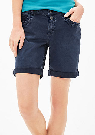 Shape short: Twill Bermudas from s.Oliver