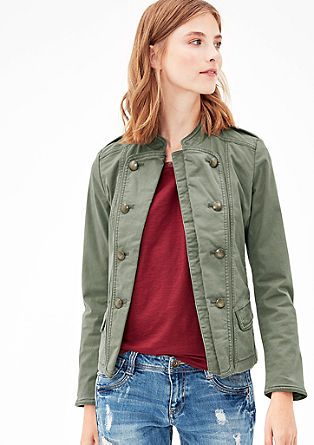Jacket in a military style from s.Oliver