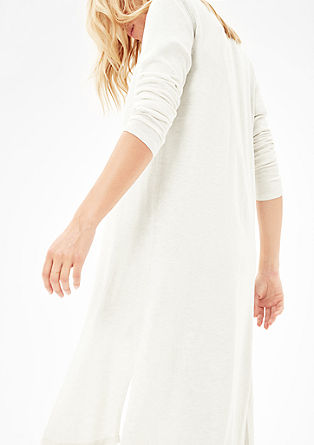 Lightweight cardigan with an open front from s.Oliver