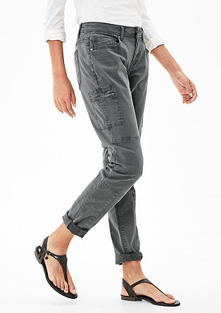 Shape Skinny: rock star trousers from s.Oliver