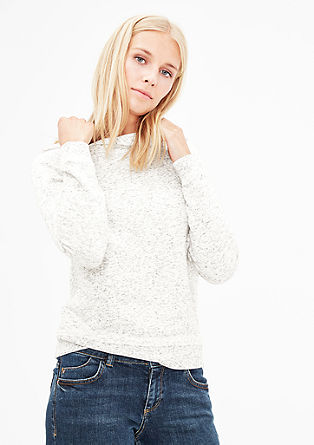 Sweatshirt met een capuchon