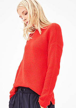 Lightweight chunky knit jumper from s.Oliver