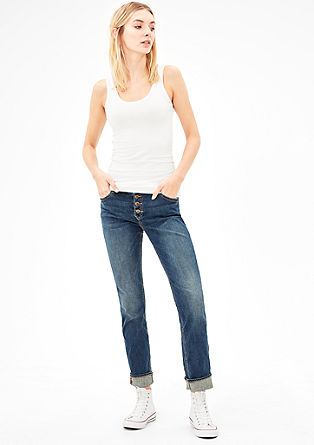 Smart Straight: 5-Pocket-Jeans