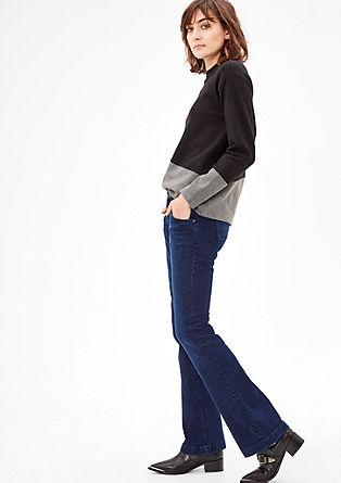 Shape Bootcut: Stretch jeans from s.Oliver