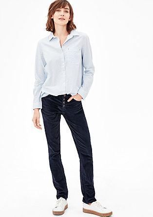 Shape Skinny: Hose aus Feincord