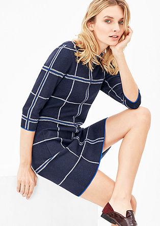 Kleid im Stil der 60er Jahre