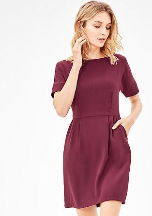 Elegantes Crêpe-Kleid