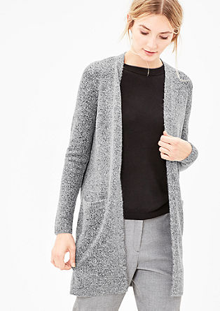 Cosy fine knit cardigan from s.Oliver