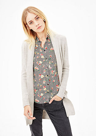 Casual cardigan from s.Oliver