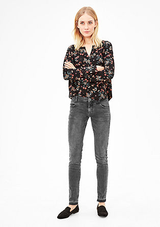 Shape superskinny: dark jeans