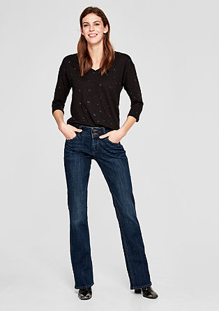 Smart Bootcut: Flared jeans from s.Oliver