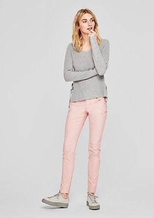 Shape Skinny: pantalon enduit de s.Oliver