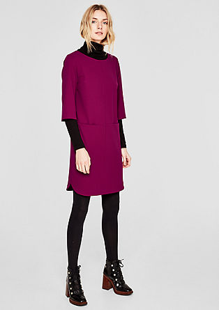 Elegant stretch dress from s.Oliver