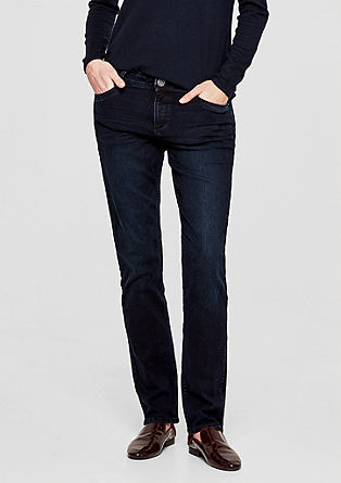 Smart straight: stretchjeans