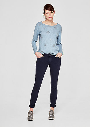 Shape Superskinny: Cleane Twillhose