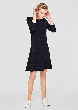 Fitted stretch dress from s.Oliver