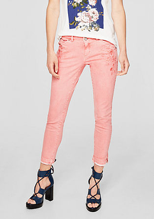 Shape Superskinny: Ankle-Jeans