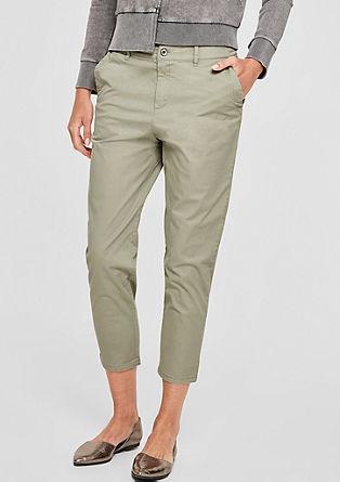 Smart Chino: pantalon à ceinture stretch de s.Oliver