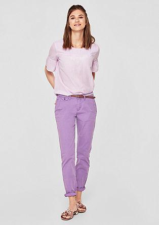 Smart Chino: hlače s spranim učinkom